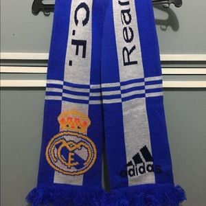 Real Madrid Football Club Scarf
